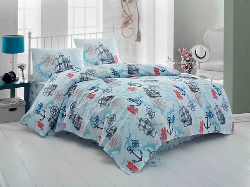 Cotton Duvet Sets-Elita