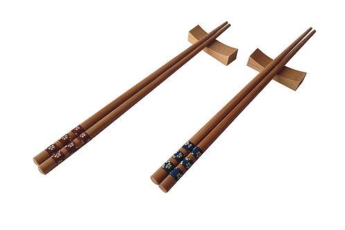 Bambum Focaccio 6 Piece Chopstick Set