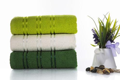 Towel Set 50x90 Cm (3 Pieces)