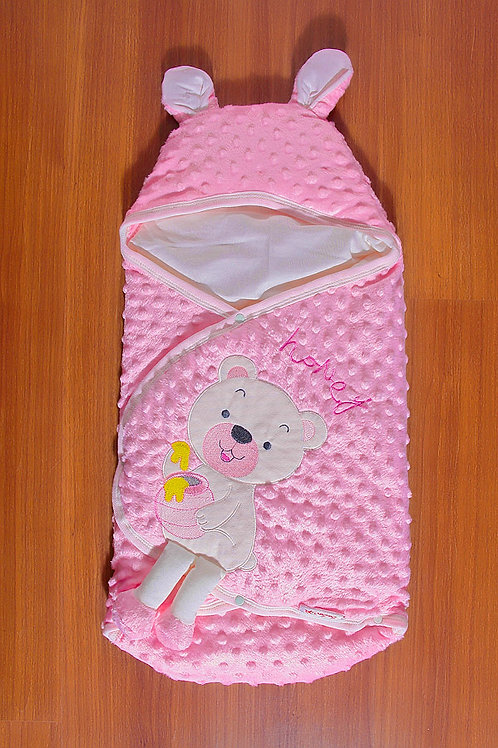 Bebecix Baby Face Swaddle - 4505