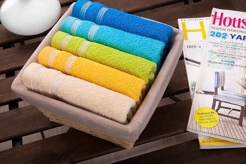 Specially Designed Gift Box Towel Set