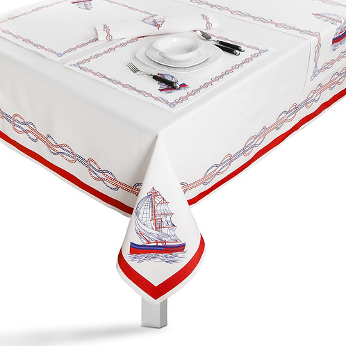 Tablecloth Set 160x220 Cm