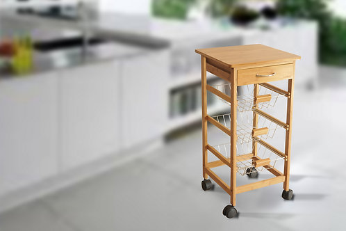 Bambum Carmela Kitchen Trolley