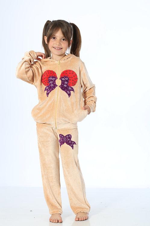 Yuppi Girls Kid Track Suit