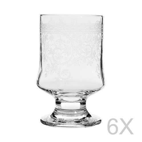 Arya 6 Pcs. Water Glass Set
