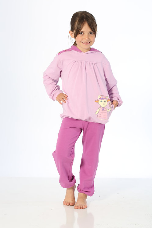 Yuppi Girls Kid Track Suit
