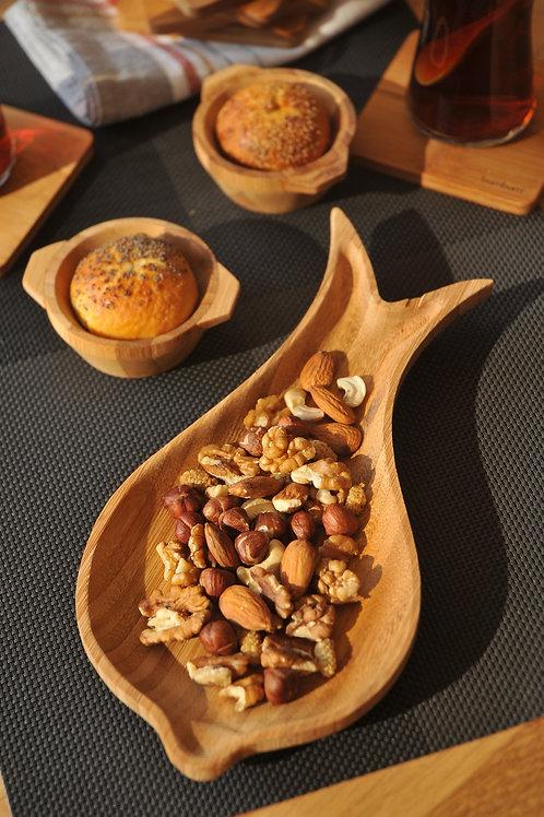 Bambum Tulip Snack Bowl - (B2392)