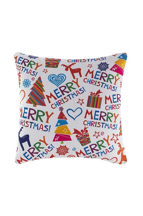 Pillowcase 45x45 Cm - Christmas v4/ 2 Pcs