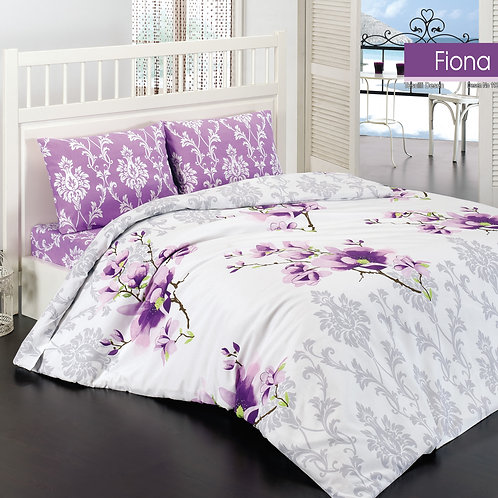 Clasy Cotton Duvet Sets - Fiona - V01