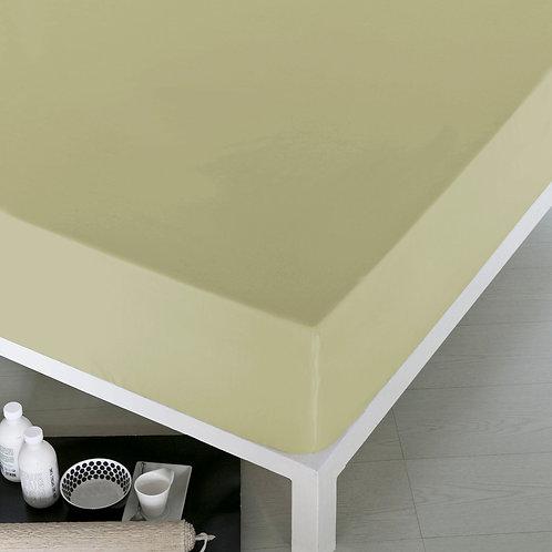 Home De Bleu Rnfrc Fitted Sheet 160x200 - Primros