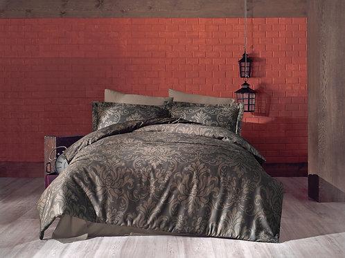 Aran Clasy Duvet Cover Set  240x220 Cm + 60x60 Cm