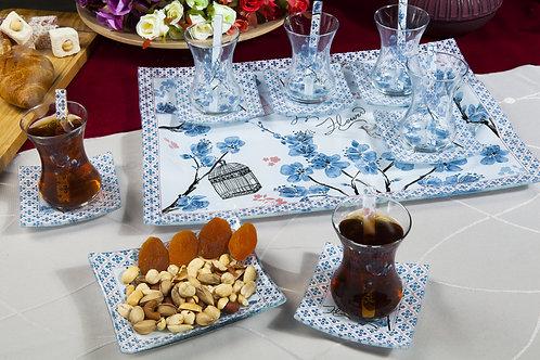 20 Pcs. Tea Set