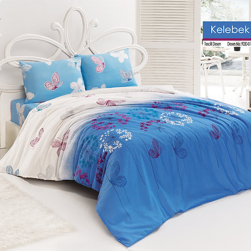 Clasy Cotton Duvet Sets - Kelevek v01
