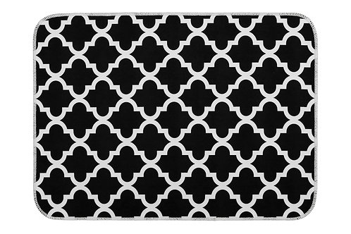 Digital Printed Mat 50x70 Cm - Geometrical