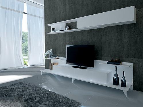 Dore Tv Unit - white