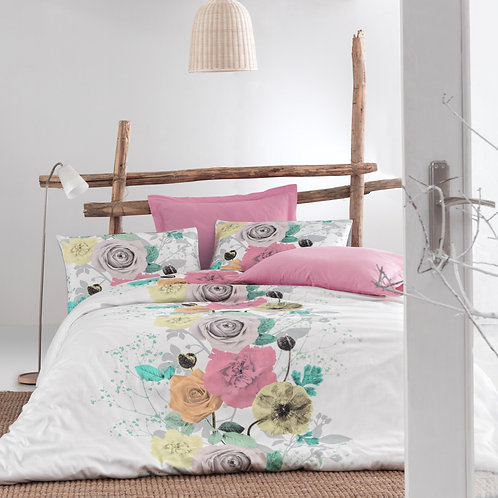 Clasy Cotton Duvet Sets - Dila Rose