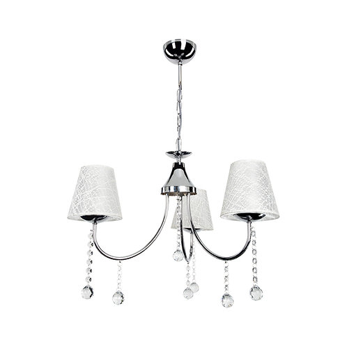BERİL  KIRMIZI Chandelier
