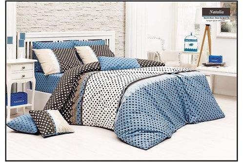 Duvet Cover Set  240x220 Cm + 50x70 Cm
