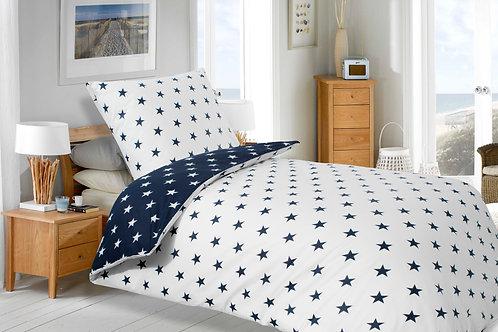 Home De Bleu Ranforce Duvet Cover Set 135x200 Cm