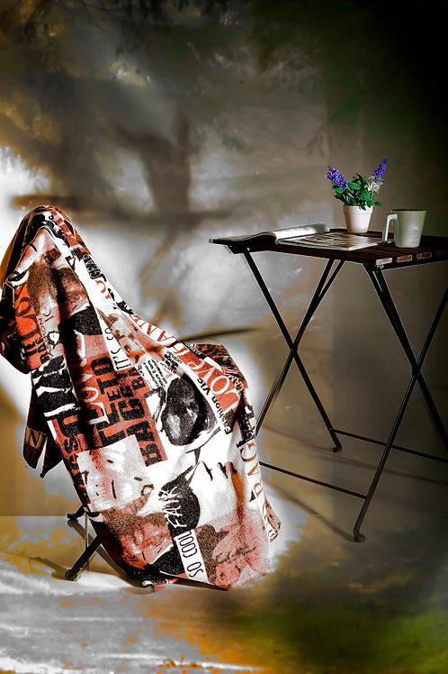 Fleece Blanket 180x210 Cm