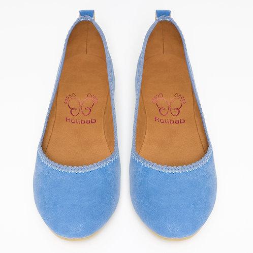Rollbab-Stateblue  -SweetRoll-Tumbled jeans-35-BB704-35