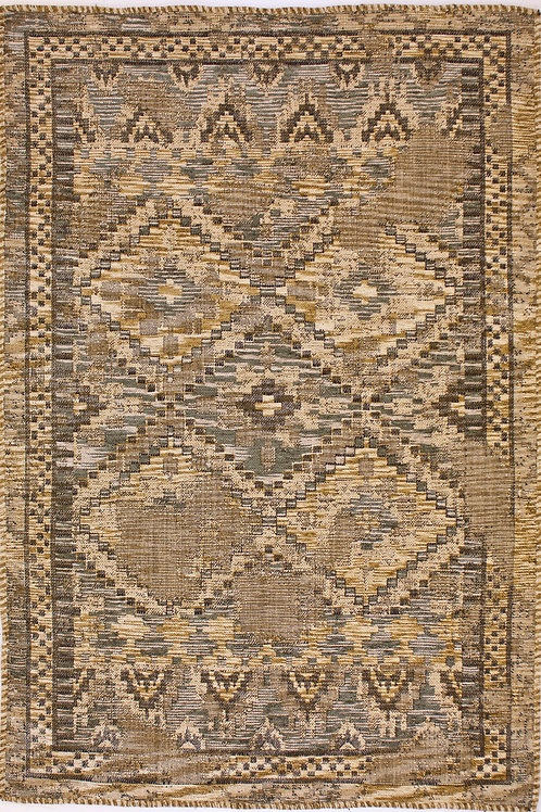 3K Carpet Back to Home Avangard 36008A Gold/Green