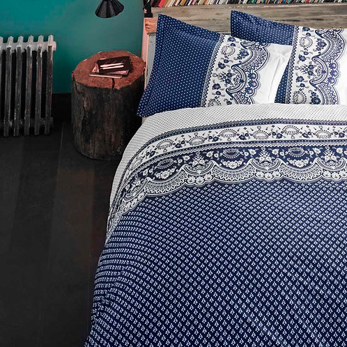 Clasy Cotton Duvet Sets - Canzone V1