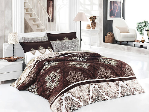 Ranforce Duvet Cover Set 160x220 Cm
