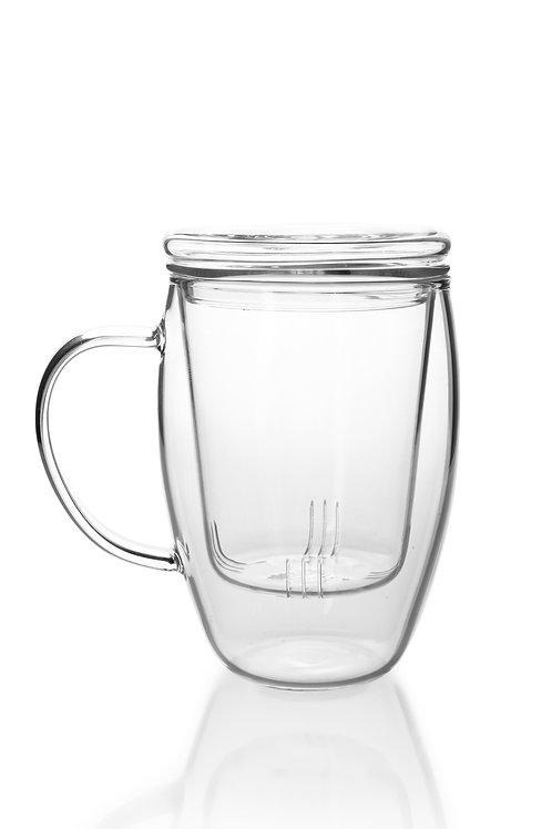 Taşev Denisse Filtered Cup with strainer 500 ml - (T1622)