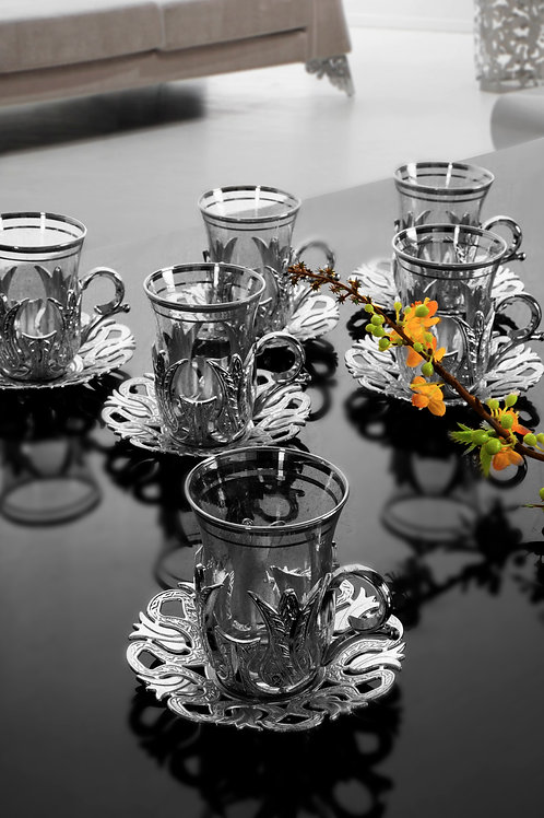 Tea Set For Six Person