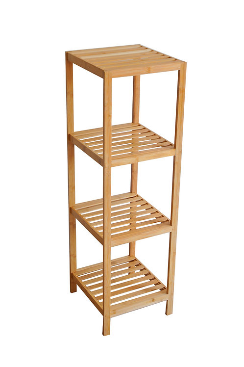 Bambum Rita Four Layer Bamboo Shelf