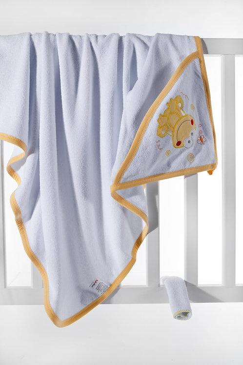 Baby Line Towel & Bathrobe - 101