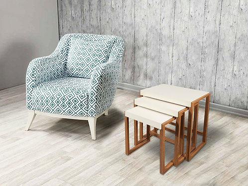Rectangle Nesting Table