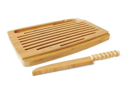 Bambum Panko Bread cutting board