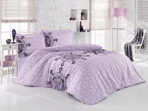 Clasy Cotton Duvet Sets - Valera Lilac