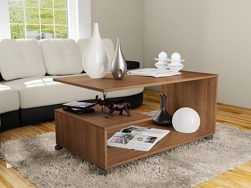 Bestline Karanfil Coffee Table - Walnut
