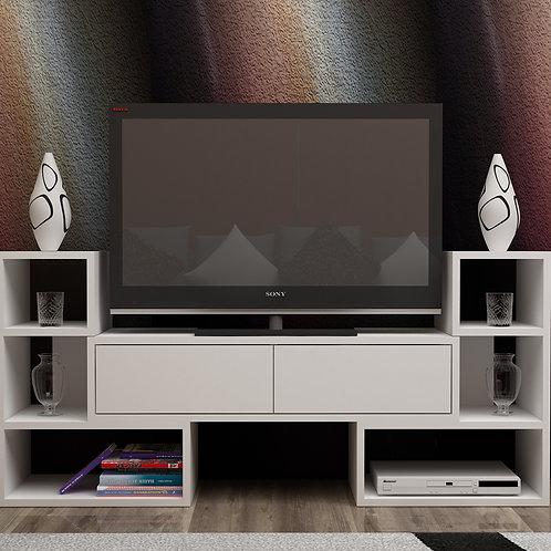 Sharp Tv Stand Whıte