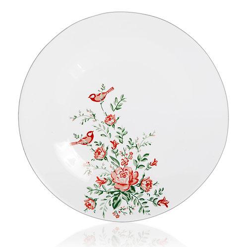 Mimoza 6 Pcs. Plate Set