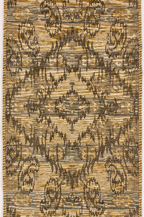 3K Carpet Back to Home Avangard 36011A Gold/Green