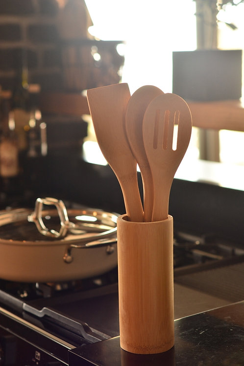 Bambum Ravioli - 4 Pcs. Spoon Set