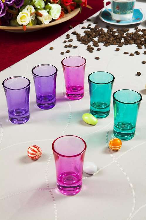 6 Pcs. Glass Set