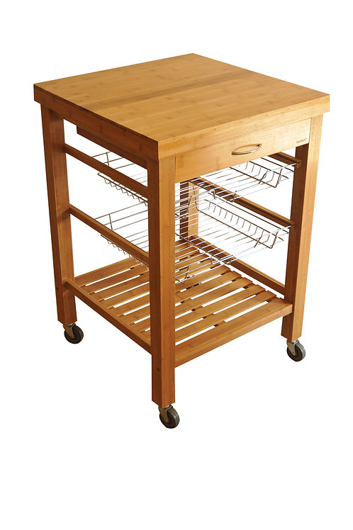 Bambum Perla Kitchen Trolley