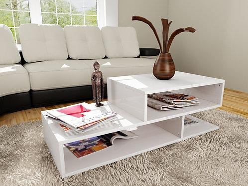 Bestline Kamelya Coffee Table - White