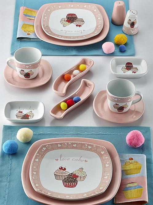 KOSEM 14 Pcs Plate Set 551
