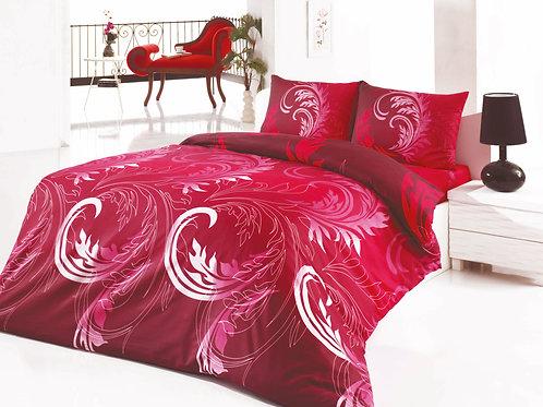 Magenta Home Duvet Cover Set  140x200 Cm + 60x60 Cm