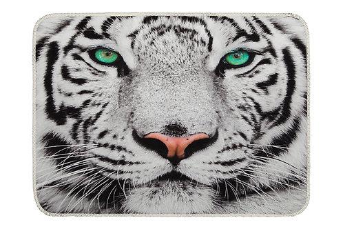 Digital Printed Mat 50x70 Cm - Tiger