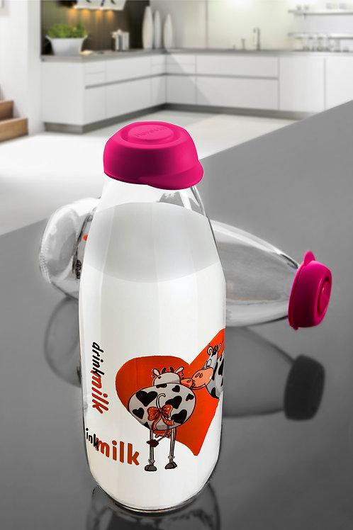 2 Pcs Milk Bottle