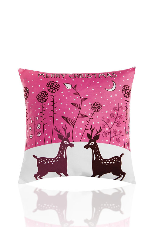 Pillowcase 45x45 Cm - Christmas v13/ 2 Pcs