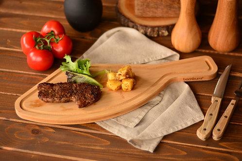 Bambum Beef - Cutting & Steak Board B2714