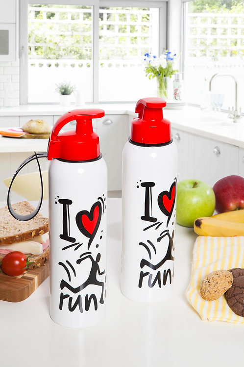 Herevin Water Flask - 2 Pcs Multicolor